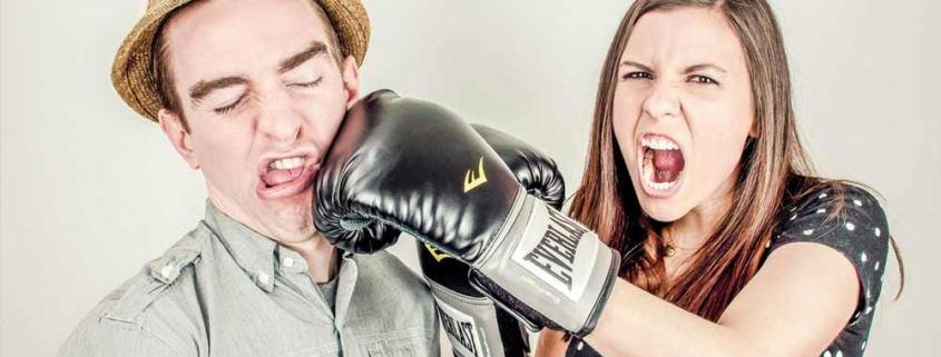 litigi conflitti di coppia